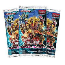 YU GI OH! - NUMBER HUNTERS - NUMH - FUSION, TRAP & SPELL CARDS - BRAND NEW