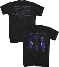 Depeche Mode Songs Of Faith And Devotion Licensed Adult Shirt S-XXL