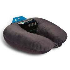 World's Best Neck Pillow - Air-Soft Microbeads, Travel Pillow