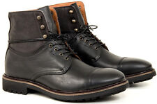 Quality Men`s Contemporary Hobnail Boot Hudson Jackman in Black or Brown