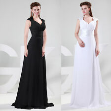 2013 Luxury Long Wedding Evening Formal Bridesmaid Prom Dresses Party Gown