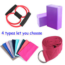Yoga Sport Home Pro Stretch Fitness Gym Slim Muscle Workout Exercise Tool Set