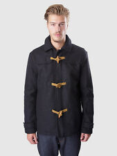 SELECTED Pac Duffle grey coat Giacca Cappotto Montgomery grigia M L XL barbour