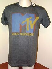 MTV Gap Distressed T Shirt Vintage Style Authentic Collection Men's XS - 2X NEW