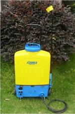 Water fed pole trolley/backpack. variable speed with charger