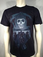 SONS OF ANARCHY REAPER DESERTY HIGHWAY SAMCRO LOGO REAPER T SHIRT S-3XL