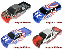 New! 1/8 truck monster body for HPI savage ss / savage x/ T-MAXX/E-MAXX