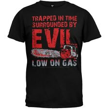 Army Of Darkness - Low On Gas Adult Mens T-Shirt