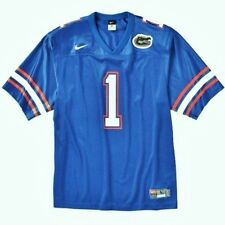 NEW Youth NIKE University Florida Gators #1 Replica Home Blue Football Jersey XL