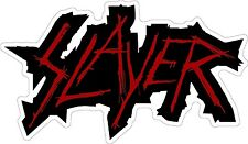 SLAYER Vinyl Sticker Decal *3 SIZES* Thrash Metal Vinyl Bumper Wall