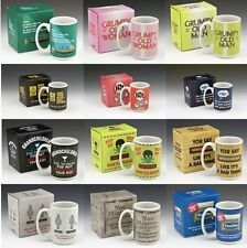 Humour Break Mugs  Large Range of Funny Rude Coffee Tea Mugs