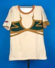 Star Wars Brand New & Official Celebration Europe 07 Leia Slave T-Shirt