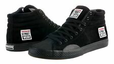 Vision Street Wear Suede Hi Mens Trainers