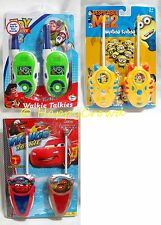 Walkie Talkies Talkie for Children Kids Two way Freetalker Toy Free Shipping New