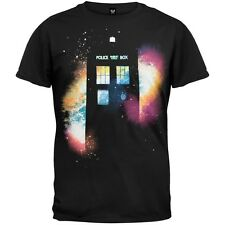 Doctor Who - Mens Space Tardis T-Shirt
