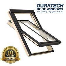 Velux/Duratech 780 x 1180 Conservation Roof Window With Flashing