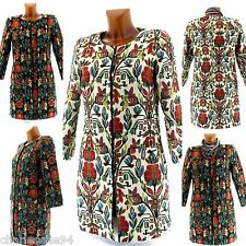 Women's Couture Woven Tapestry Charleselie HELENA Trench Coat Size US 4 - 12