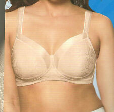NEW PLAYTEX 18 HOUR COMFORT SMOOTH SIDE SHAPING NO UW BRA 4609