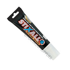 EVERBUILD STIX-ALL WHITE/CLEAR 80ML ADHESIVE AND SEALANT EASI SQUEEZE