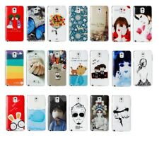 20 Painted Patterns Slim Fit Soft Case Cover for Samsung Galaxy Note III 3 N9000