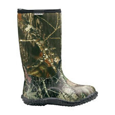Bogs Kids Classic High Camo Insulated Boots - mossy oak