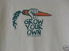 Organic Cotton Patagonia Beneficial T Grow Your Own Food not Lawns PERMACULTURE