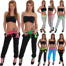 SeXy Pantalon sport fluo course jogging fitness college