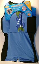 Swim N Float Child Swimsuit Lifejacket Coast Guard Approved Stearns Kids 45+ UPF