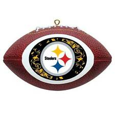 "NFL Football Team Mini Refplica 2.25""x3.75"" Holiday Christmas Ornament Xmas NEW"