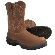 Ariat FlexPro Western Work Boots Composite Steel Toe Pull-On ATS® 10007912