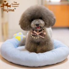 New Cozy Soft Color Round Summer Pet Beds For Small-Medium Dog Cat