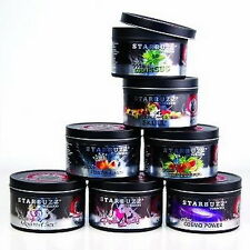 Starbuzz Shisha Hookah BOLD Flavours 100gram Tins - 20 Flavours to choose