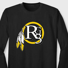 RG3 Washington Redskins cool T-shirt Robert Griffin III Long Sleeve Tee