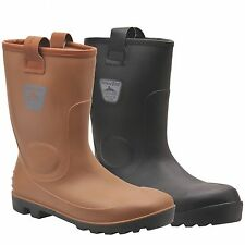 Portwest FW75 Steelite Neptune Rigger Boot S5 Safety Waterproof Rigger Boot