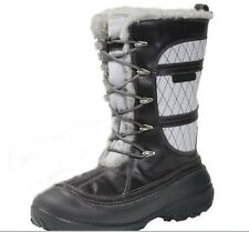 Columbia Heather Canyon Waterproof Omni-Heat Winter Pewter Boots  All Sizes