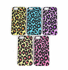 APPLE iPhone 5, 5s Leopard Skin Pattern Hard Plastic Protective Case from iStyle
