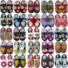 carozoo baby shoes up to 7-8 years soft sole leather kids shoes