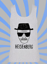 Breaking Bad Heisenberg Vest Male - Vince Gilligan Walter Camper Van Meth Grey