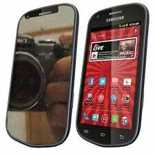For Samsung GALAXY REVERB M950 Mirror Screen Protector LCD Film Shield Cover