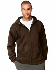 Hanes Ultimate Cotton® Fleece Full-Zip Men's Hoodie - style F280