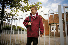 Result R150J Rugged Stuff Junior/Youth Kids Childs Long Lined Long Coat
