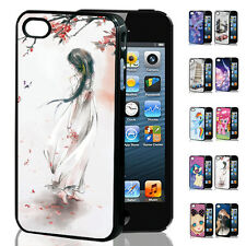 Cheap 3D Movement Patterns Unicorn Skull Snap PC Back Case Cover For iPhone 4/4S