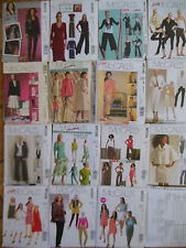 Sewing pattern McCall`s  misses wardrobe dress/jacket/pants/skirt/top   OOP/UC