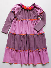 Sophie Catalou Cotton Jersey Tiered Dress Toddler & Girls Sizes 2, 3, 6 $56 NWT