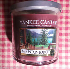 Yankee Candle Small Tumbler Candle (single wick) FREE SHIPPING