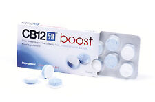 CB12 Boost Sugar Free Chewing Gum - Instant Relief From Bad Breath! BEST VALUE!!