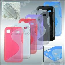 Soft TPU Gel S Line Back Case Cover For Samsung Galaxy S i9000 Plus i9001 i9003