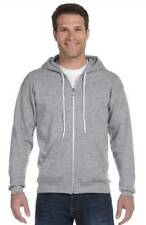 Anvil Mens Hoodie Combed Ringspun Fashion Fleece Full-Zip Hood S-3XL 71600
