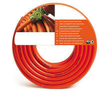8MM ORANGE GHL PROPANE BUTANE LPG CALOR GAS RUBBER HOSE PIPE BBQ CAMPING