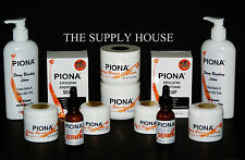 Piona Strong Bleaching  Lightening Brightening Whitening Serum Soap Cream Lotion